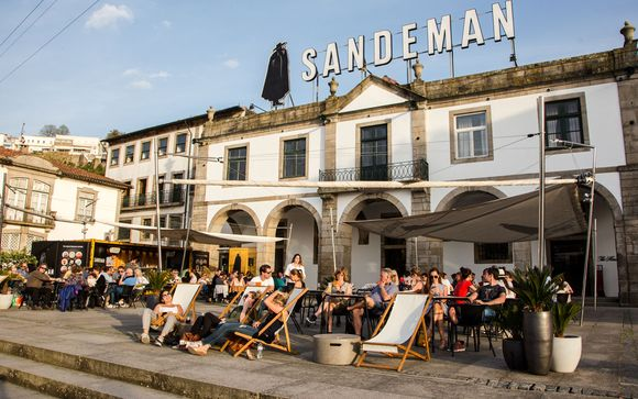 The House of Sandeman - Hostel & Suites, en Oporto