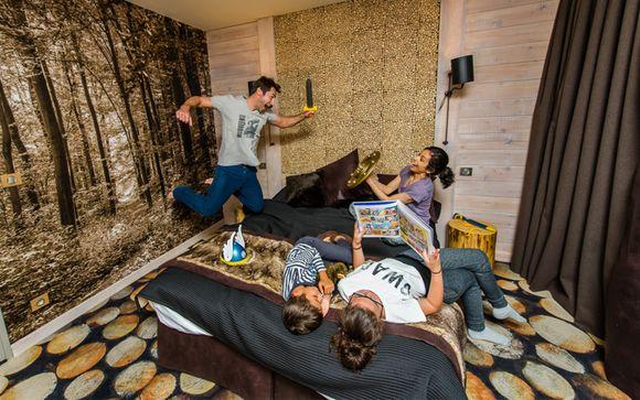 Hotel Des Troix Hiboux