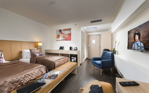Bo33 Hotel Family & Suites 4*