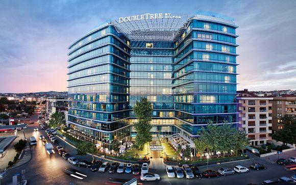 DoubleTree by Hilton Moda 5*