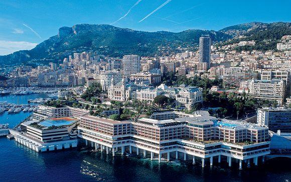 Fairmont Monte Carlo 4*, en Mónaco