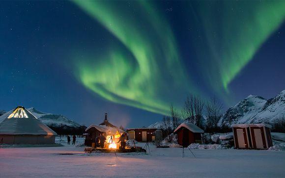 Itinerario en Tromsø y Malangen - Salidas en grupo