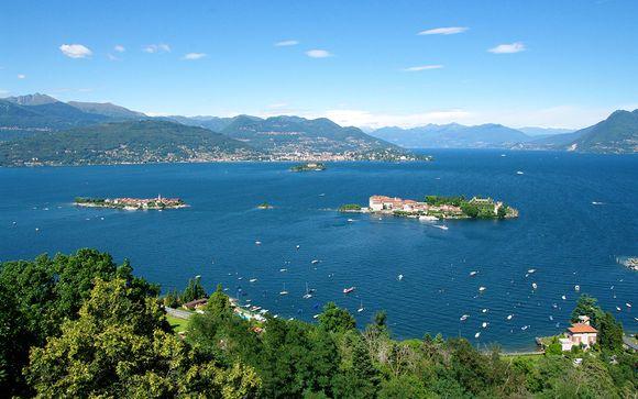 Lago Maggiore, en Italia, te espera