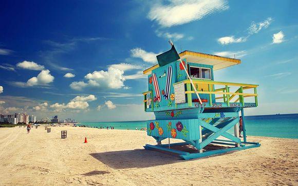 Miami y Nueva York te esperan
