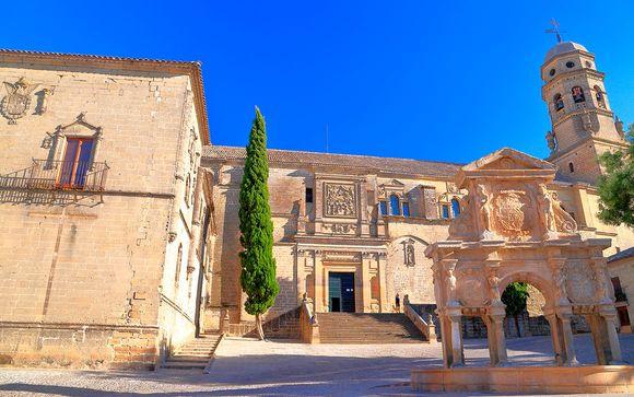 Baeza, en Jaén, te espera