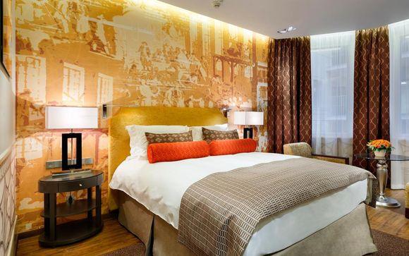 Hotel Indigo St.Petersburg - Tchaikovskogo 4*