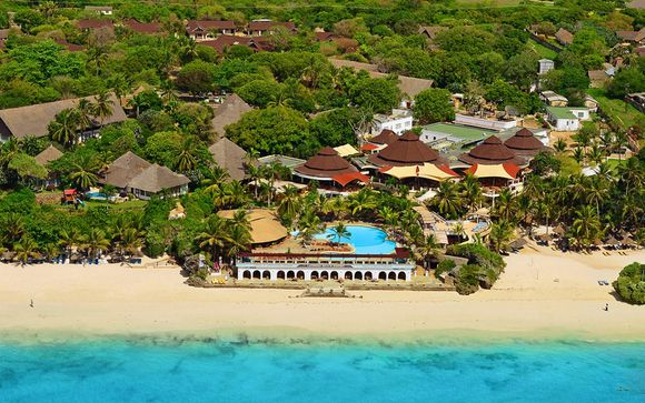 Leopard Beach Resort 4*