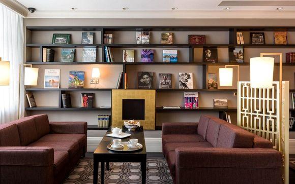 DOM Boutique Hotel 5*