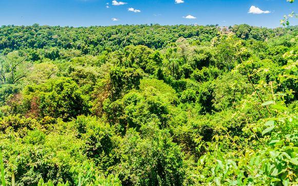 Extensión a Iguazú (solo con opción 2)