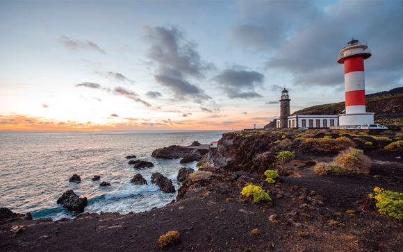 Fuencaliente de La Palma, en La Palma, te espera