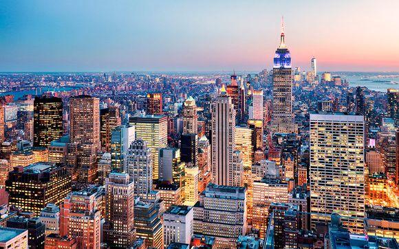 Extensión a Nueva York