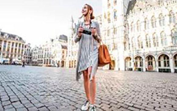 ¡Completa tu estancia en Bruselas!