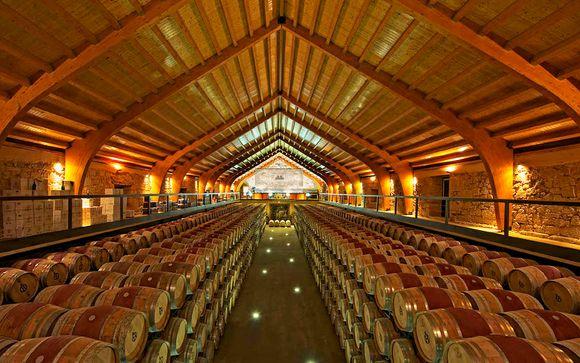 Hacienda Zorita Wine Hotel & Organic Farm 5*