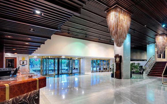 Hotel Miguel Ángel 5*