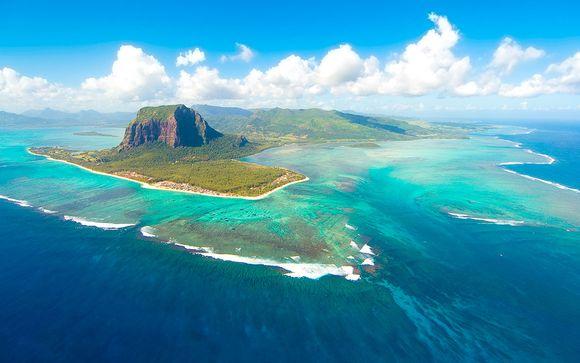 Sudáfrica y Mauricio te esperan
