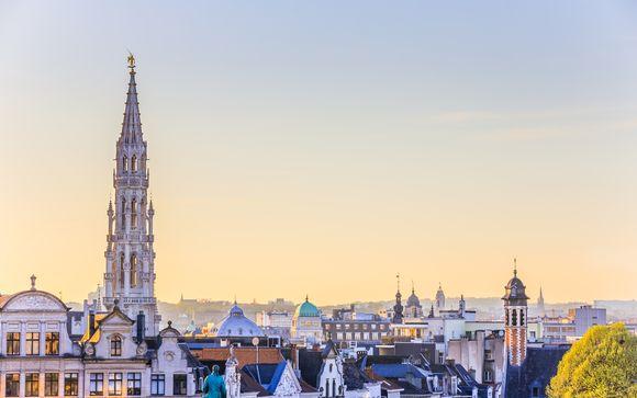 Bruselas te espera