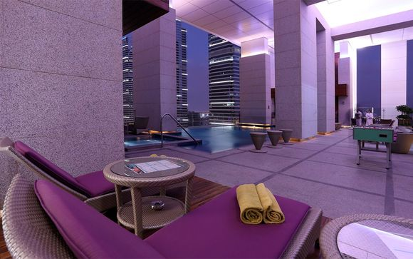 Hotel Bonnington Jumeirah Lakes Towers 5*