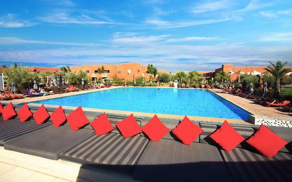 Hotel Kenzi Club Agdal Medina 5*