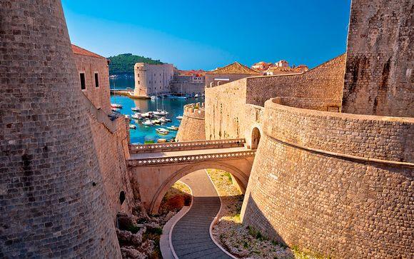 Itinerario del crucero - Salidas desde Dubrovnik