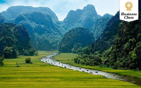 Vietnam Ho Chi Minh - Viaje al corazón de Indochina  desde 1.654,00 €