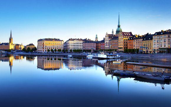 Estancia en Estocolmo: Downtown Camper by Scandic 4*