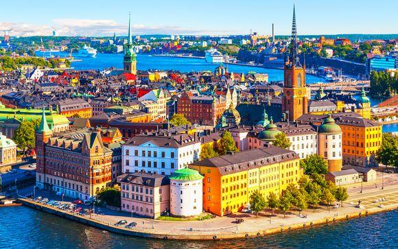 Suecia te espera