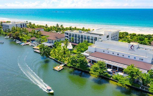 Estancia en la playa: Centara Ceysands Resort & Spa 4*