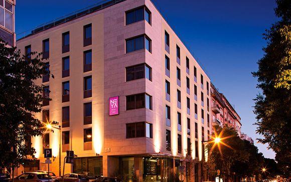 Neya Lisboa Hotel 4