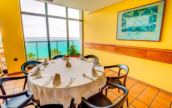 SBH Hotel Club Paraiso Playa 4*