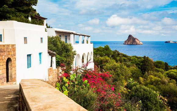 Combinado islas de Sicilia