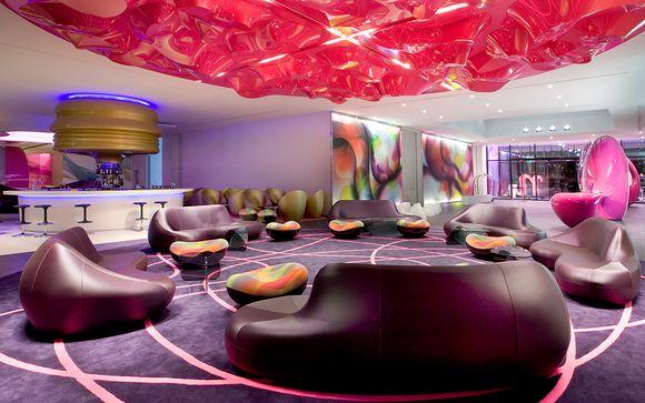 Alemania Berlín Nhow Hotel 4* desde 124,00 €