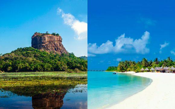 Precioso itinerario y relax en el paraíso en pensión completa