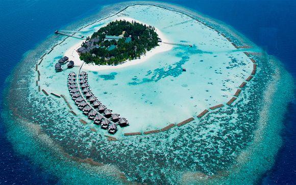 Tu estancia en Maldivas - Vakarufalhi Island Resort 4*