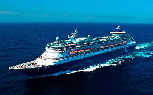 Crucero MS Monarch