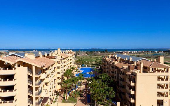 España Murcia - Senator Mar Menor Golf &amp Spa 4* desde 62,00 €