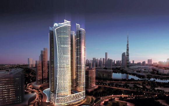 Paramount Hotel Dubai 5*