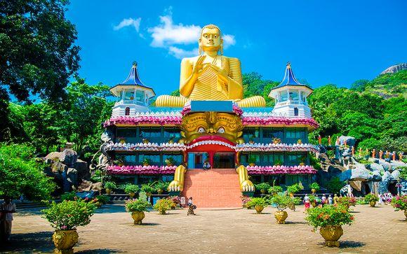 Tu circuito de 7 noches en Sri Lanka