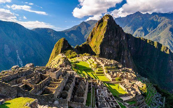 Las Luces del Imperio Inca
