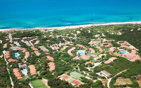 Italia Badesi Delphina Le Dune Resort Spa Hotel Le Palme 4* desde 1.133,00 €