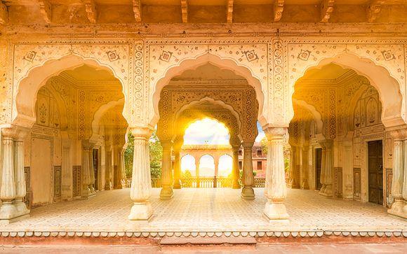 India Delhi - Triángulo Dorado con Varanasi desde 1.085,00 €