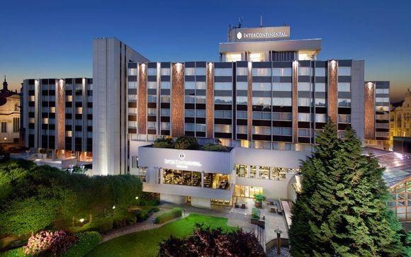 Hotel InterContinental Prague 5*