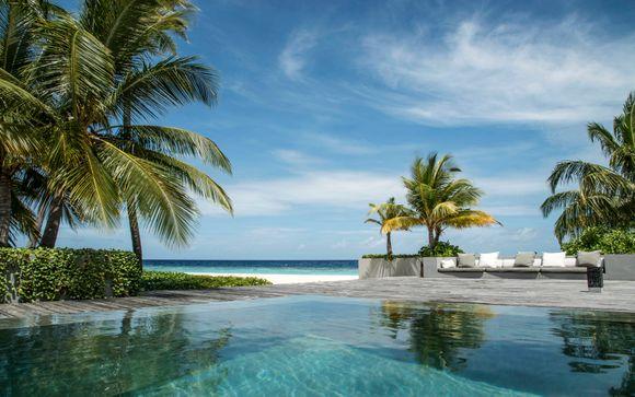 Park Hyatt Maldives Hadahaa 5*