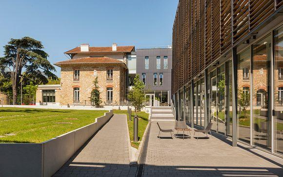 Best Western Plus Paris Meudon Ermitage 4*