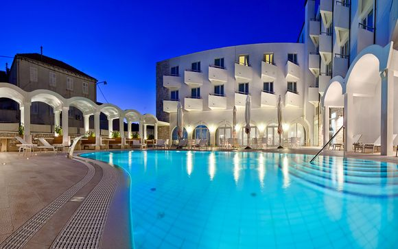 Croacia Korcula - Hotel Korkyra 4* desde 125,00 €