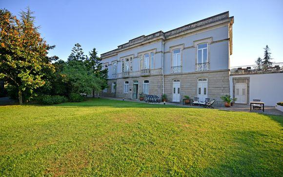 Villa Garden Braga 4*