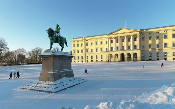 Extensión opcional en Oslo