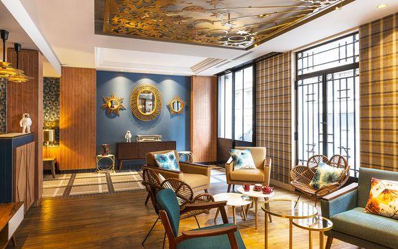 Francia París - Hotel Comète Paris desde 57,00 €