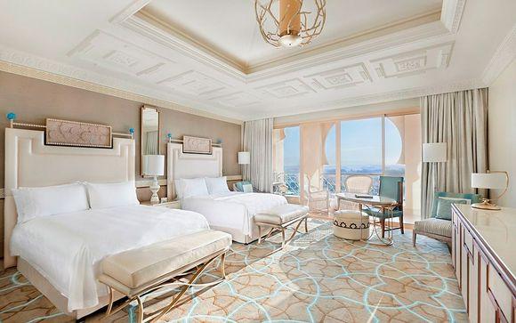 El Hotel Waldorf Astoria 5* le abre sus puertas