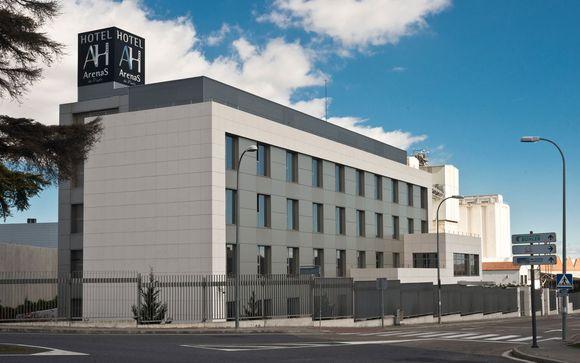 El Hotel Eurostars Arenas de Pinto 4* le abre sus puertas