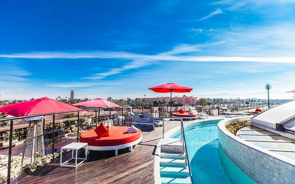 Marruecos Marrakech - The Pearl Marrakech 5* desde 184,00 €